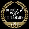 Anne ja Stiili ilulemmik 2018