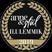 Anne & Stiil ilulemmik 2019